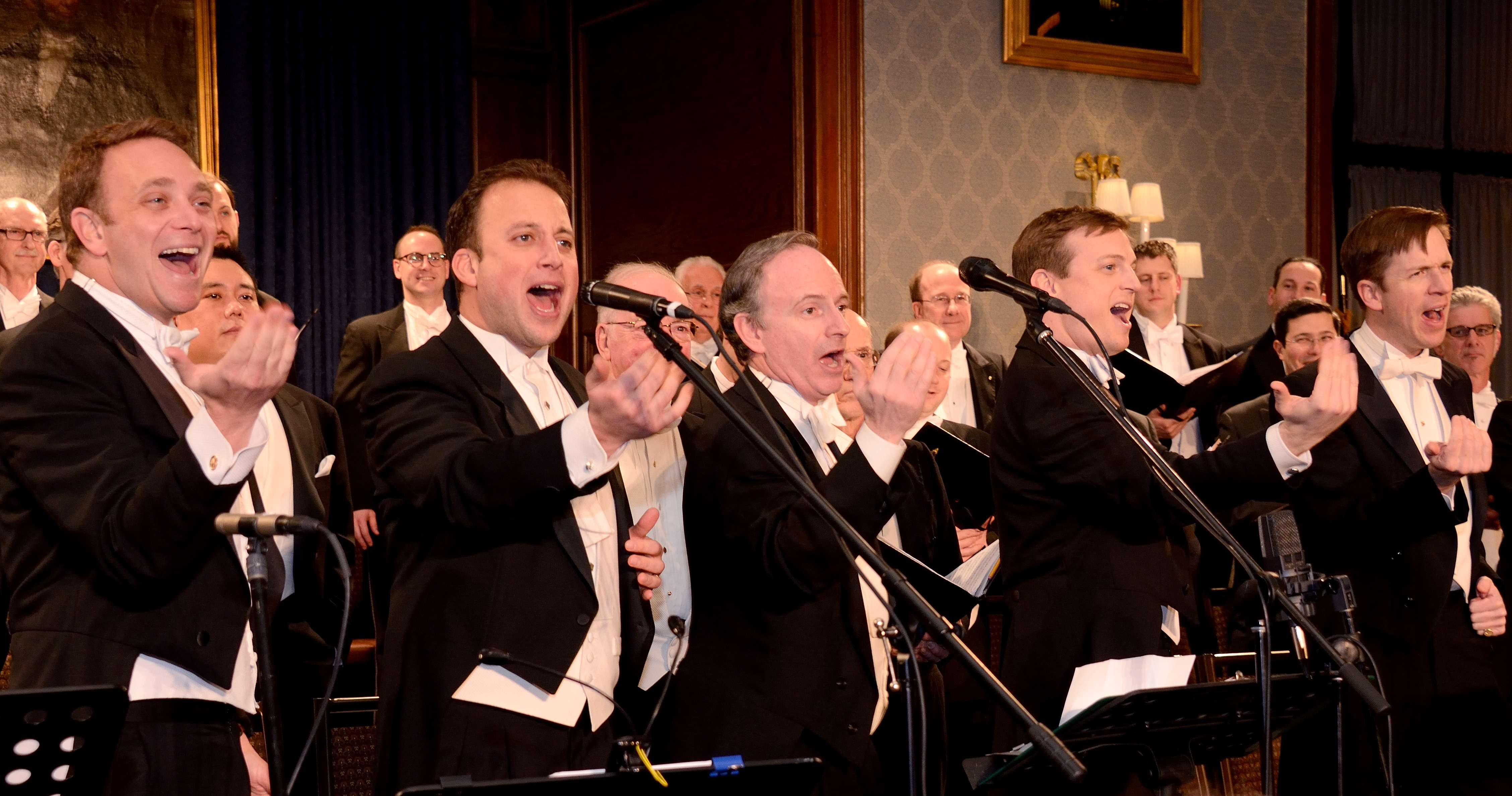 Orpheus Club at the Union League